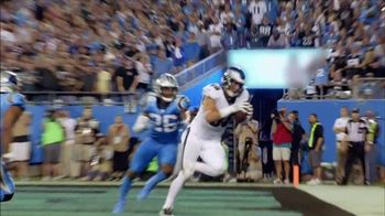 Bridgestone TV Spot, 'Elite Performance: Eagles vs. Panthers' - Thumbnail 7