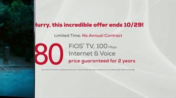 FiOS by Frontier TV Spot, 'Cable Keeps Raising Prices: Two Years ' - Thumbnail 4