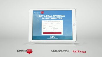 Guaranteed Rate Digital Mortgage TV Spot, 'A Home of Our Own' - Thumbnail 5