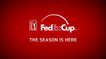 2017-18 PGA TOUR TV Spot, 'The Season Is Here' Song by JC Brooks - Thumbnail 9
