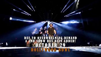 Zac Brown Band 2017 Welcome Home Tour TV Spot, 'Hollywood Bowl' - Thumbnail 6