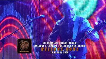 Zac Brown Band 2017 Welcome Home Tour TV Spot, 'Hollywood Bowl' - Thumbnail 9