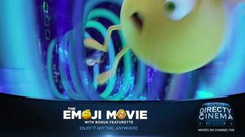 DIRECTV Cinema TV Spot, 'The Emoji Movie' - Thumbnail 3