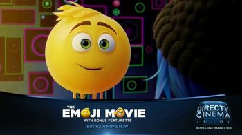 DIRECTV Cinema TV Spot, 'The Emoji Movie'
