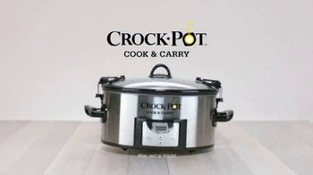 Crock-Pot Cook & Carry TV Spot, 'Pop and Lock' - Thumbnail 10