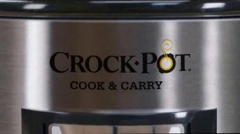 Crock-Pot Cook & Carry TV Spot, 'Pop and Lock' - Thumbnail 4