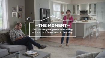 Lowe's TV Spot, 'The Moment: Latest Flooring Styles' - Thumbnail 4