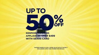 Sears Cashback Bonanza TV Spot, 'Kenmore Appliances' - Thumbnail 2