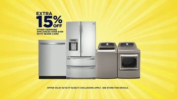 Sears Cashback Bonanza TV Spot, 'Kenmore Appliances' - Thumbnail 5