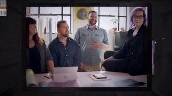 Microsoft Office 365 + Teamwork TV Spot, 'Detroit Wallpaper Co.' - Thumbnail 3