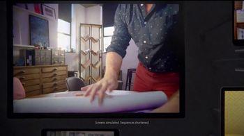 Microsoft Office 365 + Teamwork TV Spot, 'Detroit Wallpaper Co.' - Thumbnail 4