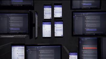 Microsoft Office 365 + Teamwork TV Spot, 'Detroit Wallpaper Co.' - Thumbnail 8