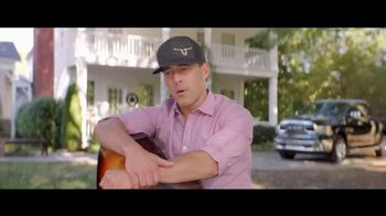 Ram 1500 TV Spot, 'CMT: Songwriting' Featuring Aaron Watson [T1] - 6 commercial airings