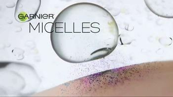 Garnier Micellar Cleansing Water TV Spot, 'Stubborn Makeup' - Thumbnail 5
