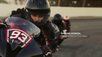 CoverGirl LashBlast Mascara TV Spot, 'I Am What I Make' Ft. Shelina Moreda - Thumbnail 8