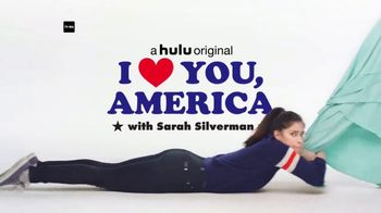 Hulu TV Spot, 'I Love You, America'