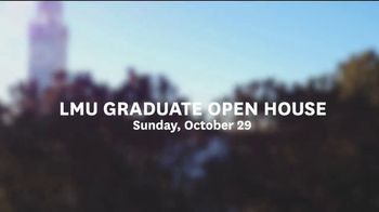Loyola Marymount University TV Spot, 'Open House: Clear Path' - Thumbnail 7