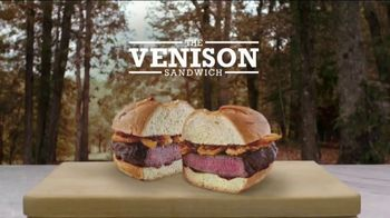 Arby's Venison Sandwich TV Spot, 'Early Rise' - 67 commercial airings