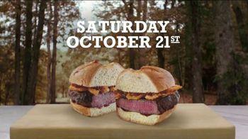 Arby's Venison Sandwich TV Spot, 'Early Rise' - Thumbnail 8