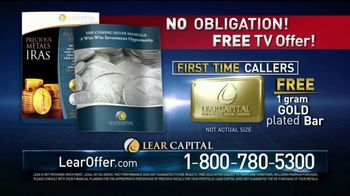 Lear Capital TV Spot, 'Experts On Diversification' - Thumbnail 8