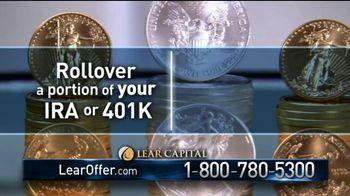 Lear Capital TV Spot, 'Experts On Diversification' - Thumbnail 6