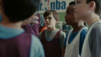 Jr. NBA TV Spot, 'The First Day'