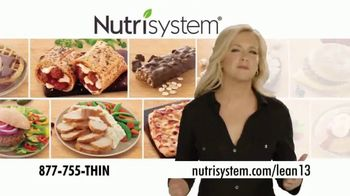 Nutrisystem Lean13 TV Spot, 'Just Say Yes' Feat. Melissa Joan Hart - 318 commercial airings