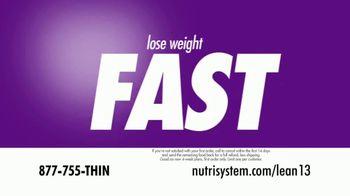 Nutrisystem Lean13 TV Spot, 'Just Say Yes' Feat. Melissa Joan Hart - Thumbnail 4