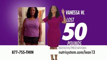Nutrisystem Lean13 TV Spot, 'Just Say Yes' Feat. Melissa Joan Hart - Thumbnail 7