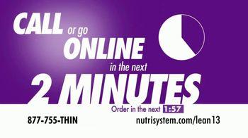 Nutrisystem Lean13 TV Spot, 'Just Say Yes' Feat. Melissa Joan Hart - Thumbnail 8