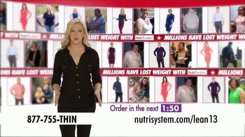 Nutrisystem Lean13 TV Spot, 'Just Say Yes' Feat. Melissa Joan Hart - Thumbnail 9