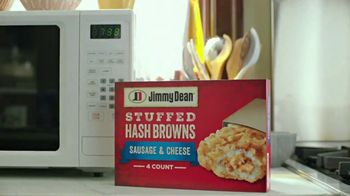Jimmy Dean Stuffed Hash Browns TV Spot, 'Harold' - Thumbnail 3