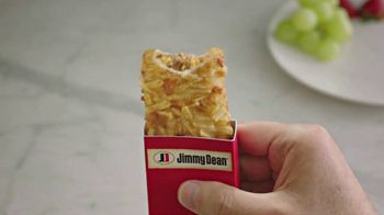 Jimmy Dean Stuffed Hash Browns TV Spot, 'Harold' - Thumbnail 7