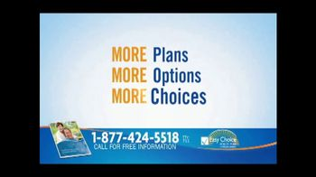 Easy Choice Health Plan TV Spot, 'Get More'