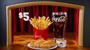 Wendy's Chicken Tenders Combo TV Spot, '¿Dippear o no dippear?' [Spanish] - Thumbnail 10