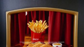 Wendy's Chicken Tenders Combo TV Spot, '¿Dippear o no dippear?' [Spanish] - Thumbnail 9
