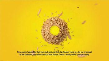Multi Grain Cheerios TV Spot, 'Lower Cholesterol' - Thumbnail 4