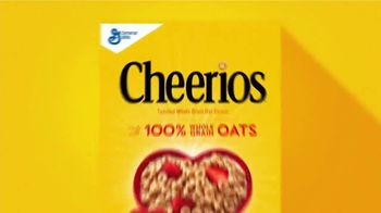 Multi Grain Cheerios TV Spot, 'Lower Cholesterol' - Thumbnail 5