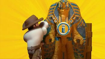 Imaginext Serpent Strike Pyramid TV Spot, 'Explore' - Thumbnail 1