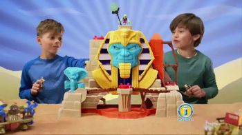 Imaginext Serpent Strike Pyramid TV Spot, 'Explore' - Thumbnail 2