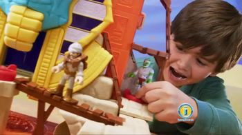 Imaginext Serpent Strike Pyramid TV Spot, 'Explore' - Thumbnail 3