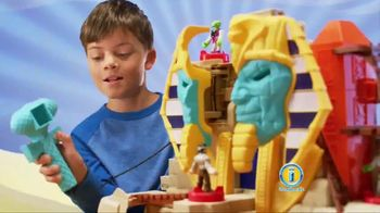 Imaginext Serpent Strike Pyramid TV Spot, 'Explore' - Thumbnail 4