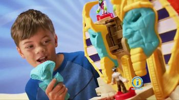 Imaginext Serpent Strike Pyramid TV Spot, 'Explore' - Thumbnail 5