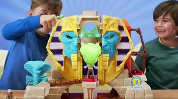 Imaginext Serpent Strike Pyramid TV Spot, 'Explore' - Thumbnail 7