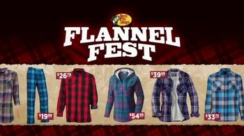 Bass Pro Shops Flannel Fest TV Spot, 'For the Whole Family' - Thumbnail 6
