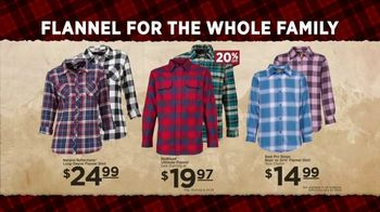 Bass Pro Shops Flannel Fest TV Spot, 'For the Whole Family' - Thumbnail 7