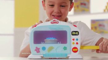 Play-Doh Magical Oven TV Spot, 'Crazy Creations'