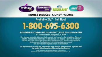 Beasley Allen Law Firm TV Spot, 'Heartburn Drug Warning'