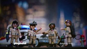 Playmobil Ghostbusters TV Spot 'Slime'