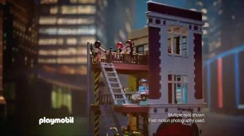 Playmobil Ghostbusters TV Spot 'Slime' - Thumbnail 2